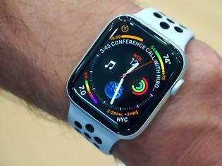 Φωτογραφία για Το watchOS 5.3.2 είναι διαθέσιμο για το Apple Watch Series 4