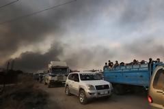 Συρία: Πάνω από 181 στόχους έπληξαν οι Τούρκοι