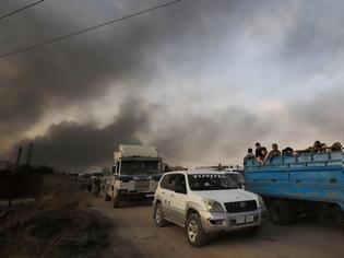 Φωτογραφία για Συρία: Πάνω από 181 στόχους έπληξαν οι Τούρκοι