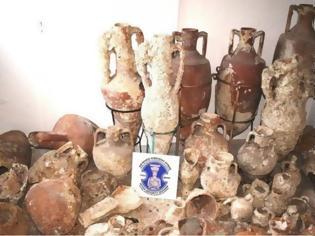 Φωτογραφία για Κάλυμνος:Συνελήφθη για παράνομη κατοχή αρχαιοτήτων και ναρκωτικών!