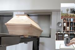 Εγκαινιάστηκε το πρώτο αποτεφρωτήριο νεκρών στην Ελλάδα