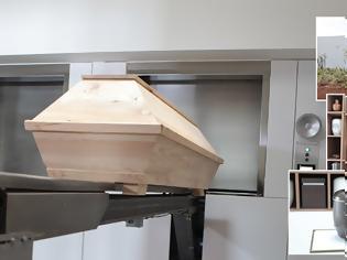 Φωτογραφία για Εγκαινιάστηκε το πρώτο αποτεφρωτήριο νεκρών στην Ελλάδα