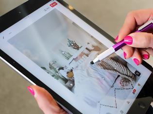 Φωτογραφία για Η Apple εργάζεται σε μια γραφίδα μολυβιού με απτική ανατροφοδότηση