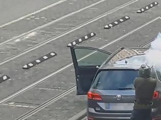 Φωτογραφία για Γερμανός εισαγγελέας για το Χάλε: Ο δράστης ήθελε να διαπράξει σφαγή