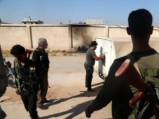 Φωτογραφία για Κούρδος μαχητής: Ο Ερντογάν μάς στέλνει τζιχαντιστές