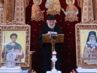 Φωτογραφία για 12584 - Ομιλία του Γέροντα Ακάκιου Καυσοκαλυβίτη στον Ιερό Ναό Αγίου Δημητρίου στο Μπραχάμι