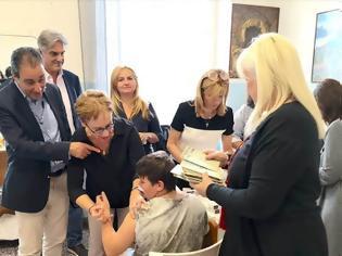 Φωτογραφία για Τα παιδιά που φιλοξενούνται στο ΠΑΠΑΦΕΙΟ εμβολιάστηκαν από τον Ιατρικό Σύλλογο Θεσσαλονίκης