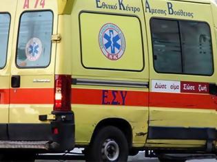 Φωτογραφία για Μία νεκρή και ένας τραυματίας σε τροχαίο