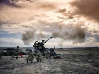 Φωτογραφία για Σφοδρές μάχες στη Β. Συρία - Αμερικανοί στρατιωτικοί κινδύνευσαν από τουρκικά πυρά στο Κομπάνι