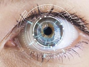 Φωτογραφία για Aυτό είναι το σημάδι στα μάτια που φανερώνει Αλτσχάιμερ