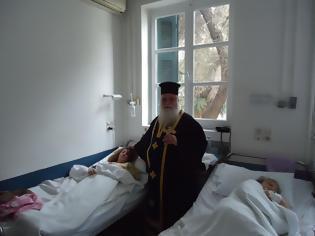 Φωτογραφία για Αρχ. π. Φιλόθεος Θεοδωρόπουλος: Ο φύλακας- άγγελος των καρκινοπαθών του Αρεταιείου νοσοκομείου