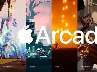 Φωτογραφία για Η δωρεάν δοκιμή του Apple Arcade πλησιάζει την ολοκλήρωση των πρώτων δοκιμαστών