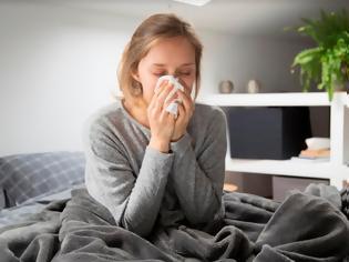 Φωτογραφία για Γρίπη, κρυολόγημα: Πόσο ζουν οι ιοί έξω από το σώμα