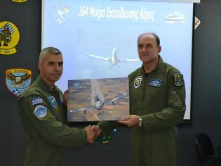 Φωτογραφία για Επίσκεψη Αρχηγού ΓΕΑ στην 120ΠΕΑ