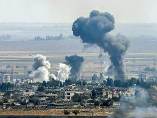 Φωτογραφία για Συρία: Νέα πολεμικά «παίγνια» Τουρκίας και ΗΠΑ - «Επίδειξη ισχύος» από αμερικανικό αεροσκάφος
