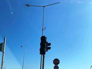 Φωτογραφία για Μεγάλος κίνδυνος στον κόμβο του Ζέφυρου - φώτο