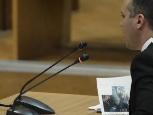Φωτογραφία για Δίκη ΧΑ- Κασιδιάρης: Στημένες οι κατηγορίες, στημένες οι καταθέσεις, ψέματα τα τάγματα εφόδου