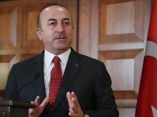 Φωτογραφία για Τσαβούσογλου: Απαράδεκτες οι κυρώσεις - Η Τουρκία θα αντιδράσει