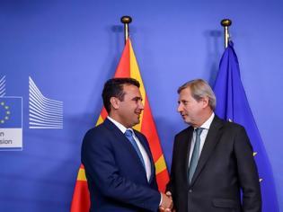 Φωτογραφία για Ζάεφ σε ηγέτες ΕΕ: Μη σβήσετε τα λαμπερά αστέρια που προσπαθούμε να φτάσουμε