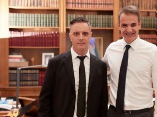 Φωτογραφία για Ειδικός σύμβουλος του πρωθυπουργού ο Στηβ Βρανάκης