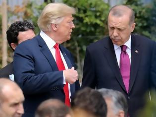 Φωτογραφία για Βαθαίνει η κόντρα ΗΠΑ - Τουρκίας: Κυρώσεις - αντίποινα ετοιμάζει η Άγκυρα