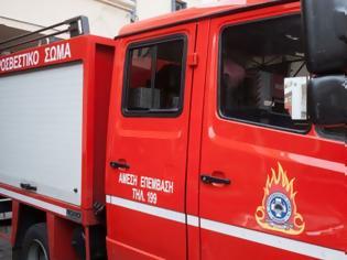 Φωτογραφία για Νέα πυρκαγιά σε εργοστάσιο ανακύκλωσης στη δυτική Θεσσαλονίκη