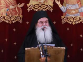 Φωτογραφία για 12614 - Ομιλία του Ιερομονάχου Αρτέμιου Γρηγοριάτη στον Ιερό Ναό Αγίου Δημητρίου στο Μπραχάμι