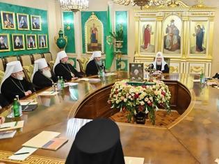 Φωτογραφία για Η Ρωσική Εκκλησία απειλεί ότι θα «κόψει δεσμούς» με την Εκκλησία της Ελλάδας για το Ουκρανικό