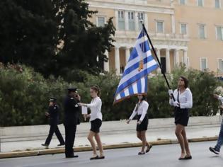 Φωτογραφία για 28η Οκτωβρίου: «Στους αρίστους η σημαία»