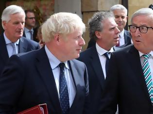 Φωτογραφία για Brexit: Συμφωνία Τζόνσον και Ε.Ε.!