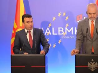 Φωτογραφία για «Ναυάγιο» με Σκόπια, Αλβανία - Το παρασκήνιο στην ΕΕ και η θέση της Ελλάδας