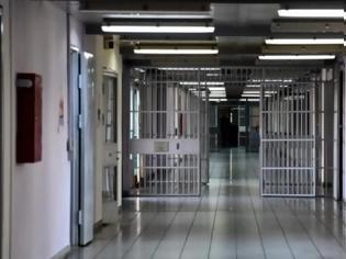 Φωτογραφία για Αιφνιδιαστική έρευνα για ναρκωτικά στις φυλακές Χαλκίδας