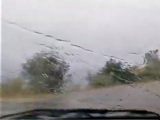 Φωτογραφία για «Πνίγηκε» η Κρήτη από την βροχή