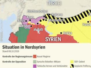 Φωτογραφία για Spiegel: Η Ευρώπη είναι αδύναμη να σταματήσει τις επιχειρήσεις της Τουρκίας στη Συρία..