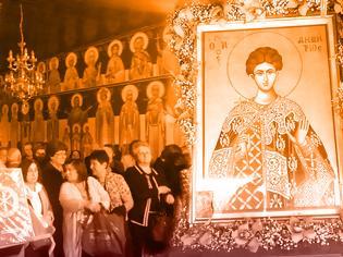 Φωτογραφία για Γιορτάζει η Ιερά Μονή ΑΓΙΟΥ ΔΗΜΗΤΡΙΟΥ ΔΡΥΜΟΥ Ακτίου Βόνιτσας