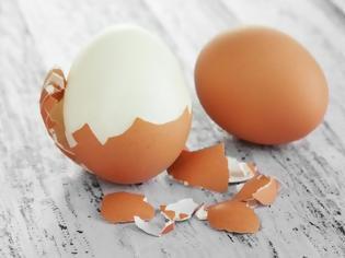 Φωτογραφία για Τι να κάνεις για να καθαρίζονται τα αβγά πανεύκολα