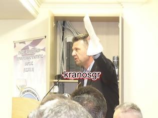 Φωτογραφία για ΒΙΝΤΕΟ - Η συγκλονιστική ομιλία του Λοχαγού Δημήτριου Κοντούρη στην ημερίδα της ΕΣΠΕΛ