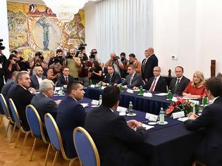 Φωτογραφία για Σκόπια: Πρόωρες εκλογές στις 12 Απριλίου του 2020