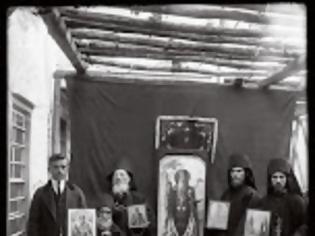 Φωτογραφία για 12635 - Μοναχός Αβράμιος Κουτλουμουσιανοσκητιώτης (†21-10-1915)