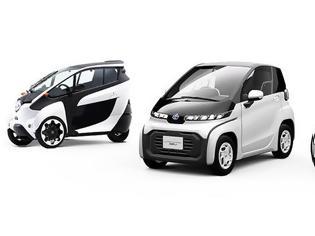Φωτογραφία για Αυτά είναι τα μελλοντικά μοντέλα της Toyota