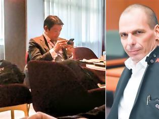 Φωτογραφία για Πώς δεν γίναμε Εκουαδόρ: Το άγνωστο e-mail του Κορεάτη συμβούλου για το IOU του Βαρουφάκη
