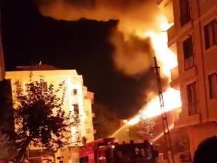 Φωτογραφία για Οι Κούρδοι «τινάζουν» στον αέρα την Τουρκία: Κύμα σαμποτάζ σε στρατηγικές δομές – Κάηκαν ολοσχερώς εργοστάσια σε Σμύρνη & Κων/πολη