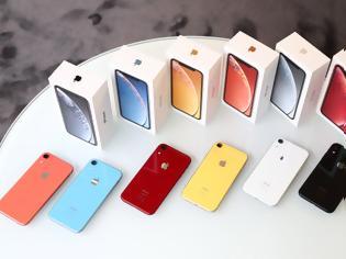 Φωτογραφία για Ξεκίνησαν τα Ινδικά iphone ΧΡ να γεμίζουν τα καταστήματα
