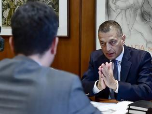Φωτογραφία για Στεφανής: Ο αμυντικός προϋπολογισμός όχι μόνο δεν θα μειωθεί, αλλά στοχευμένα θα αυξηθεί