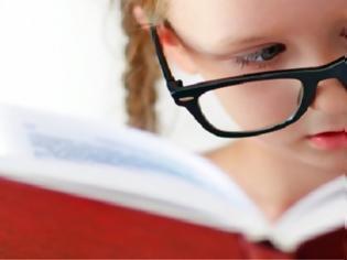 Φωτογραφία για Έρευνα: Το πολύ διάβασμα κάνει τα παιδιά μύωπες