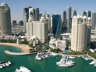 Φωτογραφία για Κατάρ: Μπαίνουν κλιματιστικά στους δρόμους για να αντιμετωπιστεί η ζέστη