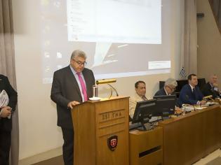 Φωτογραφία για Παρουσία ΓΓ ΥΠΕΘΑ Αντώνη Οικονόμου στο 1ο Συνέδριο Στρατηγικής και Τεχνολογίας της ΕΑΑΑ