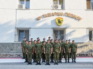 Φωτογραφία για Επίσκεψη Αρχηγού Γενικού Επιτελείου Στρατού στην Περιοχή Ευθύνης του 10ου Συντάγματος Πεζικού
