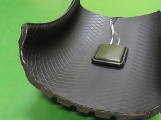 Φωτογραφία για Έρχονται τα ελαστικά που… φορτίζουν τις μπαταρίες των ηλεκτρικών αυτοκινήτων