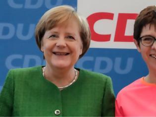 Φωτογραφία για Γερμανία: Δήλωση «βόμβα» της υπουργού Άμυνας